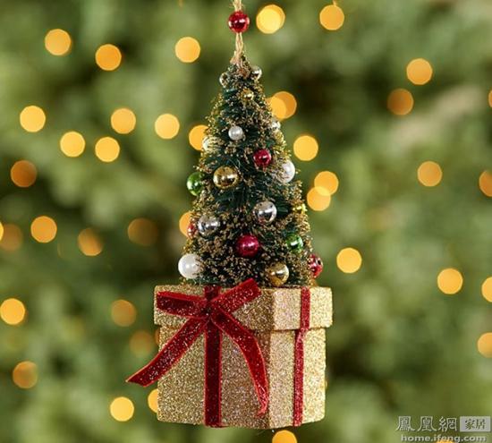 必备传统圣诞装饰 扮出圣诞味