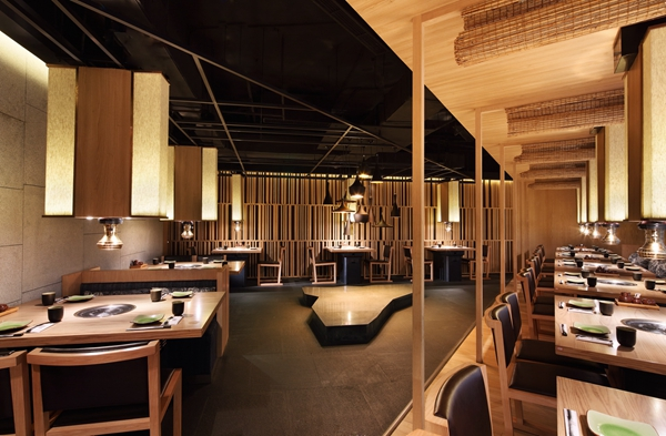 因地制宜设计餐饮空间 以装饰艺术回应美食文化