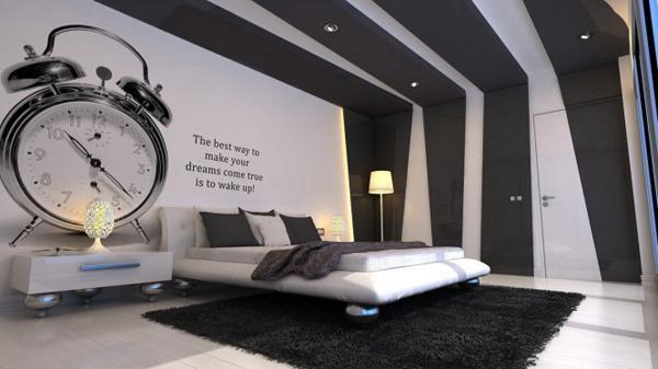 十五款安静舒适的卧室 简洁设计助您入眠