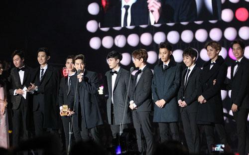 2014亚洲音乐大奖MAMA颁奖礼获奖名单公布