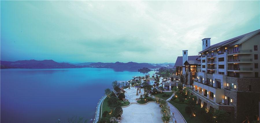 千岛湖减压之旅 让疲惫已久的心灵重获能量_频道_凤凰