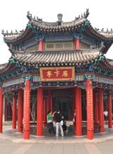 大明湖景点:历下亭