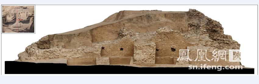 石峁遗址发现4000多年前鳄鱼骨板 - 何新博客管理员 - 何新网易博客