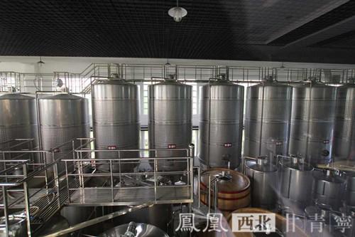 宁夏银川玉泉营西夏王酒庄实地采访