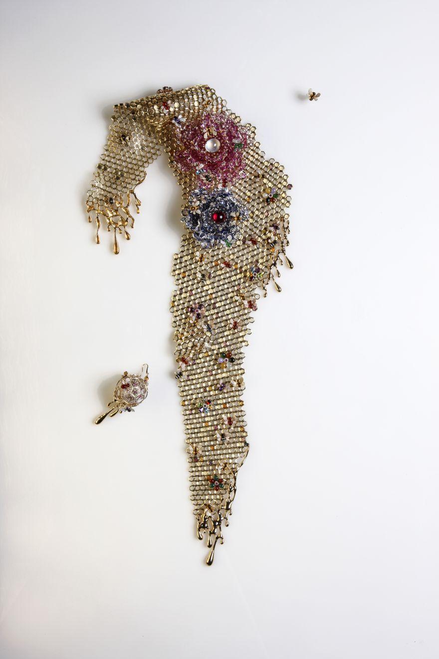 中国珠宝首饰设计与制作技能大赛获奖作品赏析