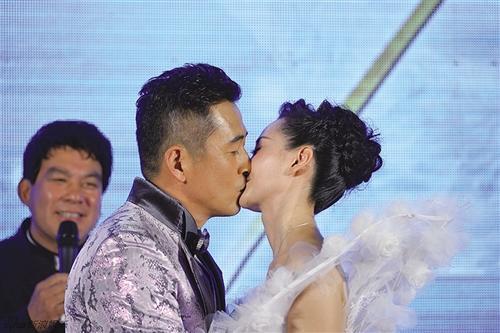 王志飞娶80后小娇妻 曾与张歆艺相恋七年 图