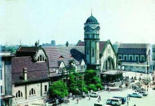 济南老火车站照片(图片来自网络)