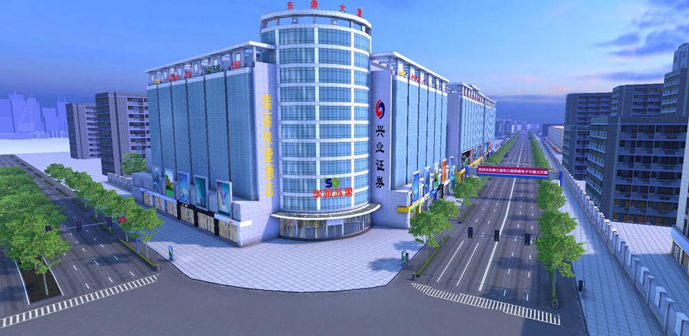 3D珠江路