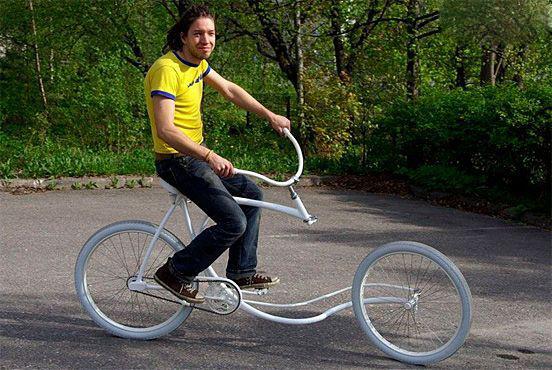 行为艺术?这些自行车另类到令人五体投地