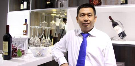 劳卡全球运营总裁 金理伟