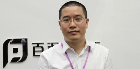 百得胜衣柜执行总裁 张健