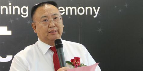 大自然家居事业部总经理 杨伟明