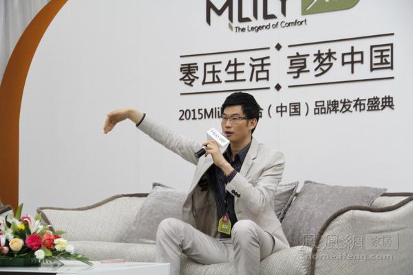 """Mlily梦百合发布第二代智能床垫 将与酒店业推出""""智能零压房"""""""