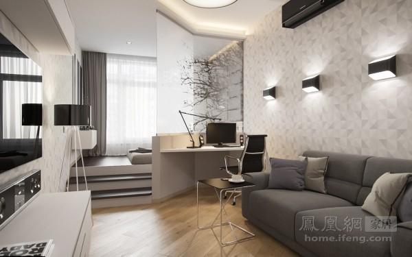 简约独特的公寓设计 还有比住Dream House里更让人满足的吗