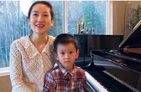 加拿大5岁华裔钢琴神童