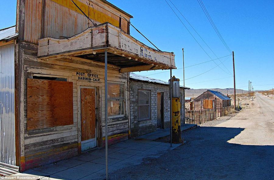 探访美国原生态小镇 镇内仅有43名居民