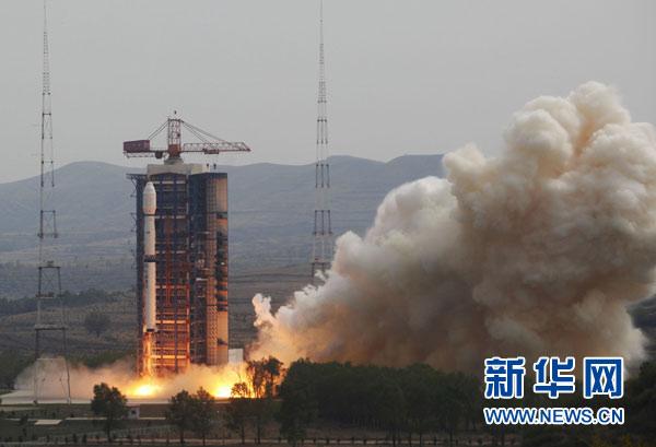 天拓一号发射成功 中国在微小卫星领域获重