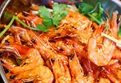 红椒爆鲜虾