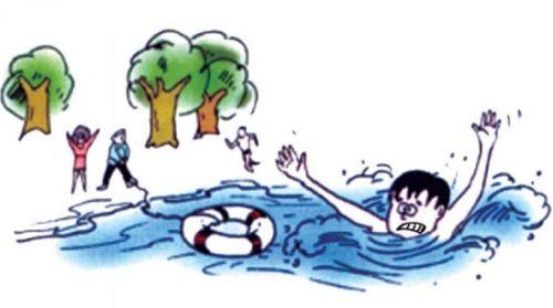 夫妻吵架后双双落水 90后小伙下水救人不幸溺亡