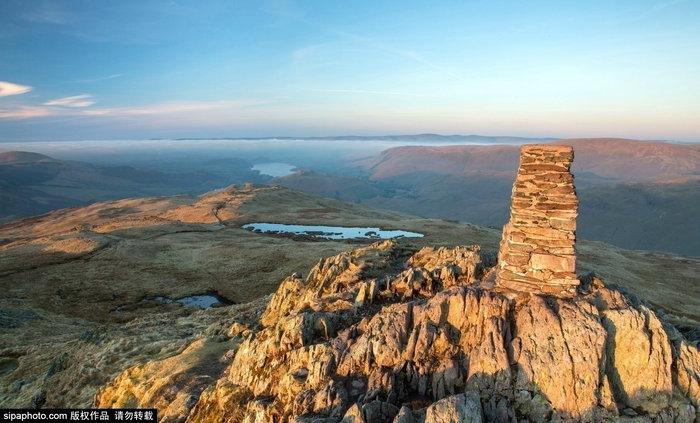 英国湖区震撼美景 被誉为英格兰最美一角
