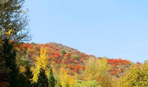 不可错过的top2风景 桃源仙谷自然风景区位于密云县石城乡境内,坐落