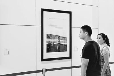 湖北籍画家在武汉园博园园林艺术馆首开个展