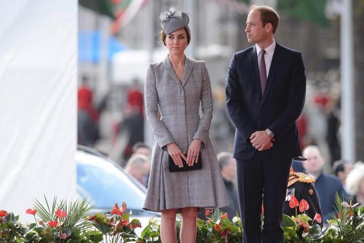 凯特王妃怀二胎后首度公开亮相