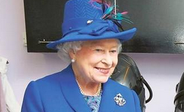 伊丽莎白二世将刷新英君主在位纪录