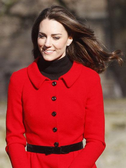 凯特王妃带来的10个美容启示