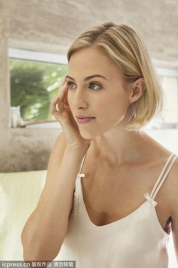 谨慎护肤 4步骤检测肌肤是否早衰