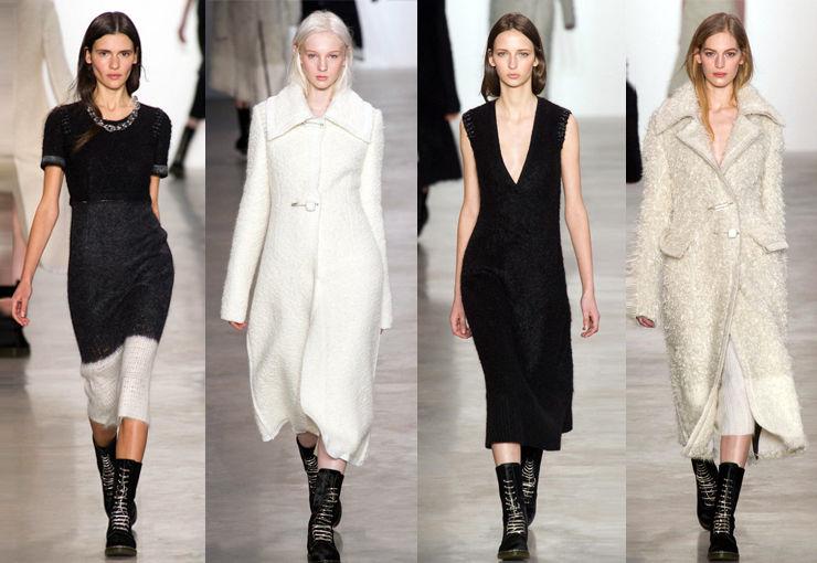 Calvin Klein2014纽约秋冬专场秀