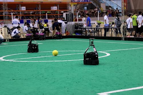 2015第19届RoboCup机器人世界杯赛及学术大