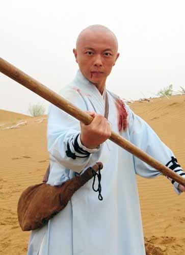 《少林寺传奇》大秀武术谢苗搏命出演浑身是