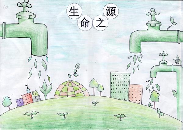 2015合肥美湖杯节水漫画大赛作品展(王者组荣耀关于漫画的漫画图片