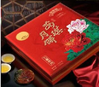 中秋节礼首选安琪月饼