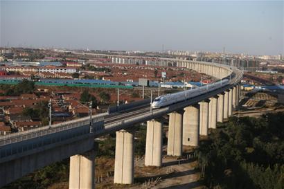 青荣城铁新运行图公布将开行3对高铁7对动车