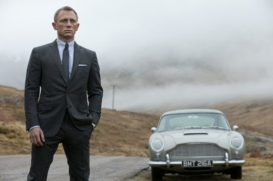 《007》7天累计票房3.18亿蝉联内地票房榜冠军