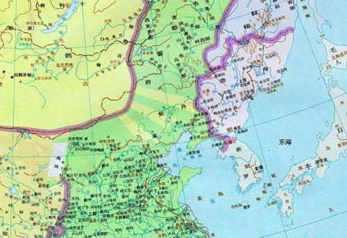 渤海属中国唐朝