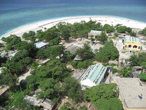 剪辑 (25)南沙群岛之中业群礁 - 一蓑烟雨任平生 - 一蓑烟雨任平生的博客