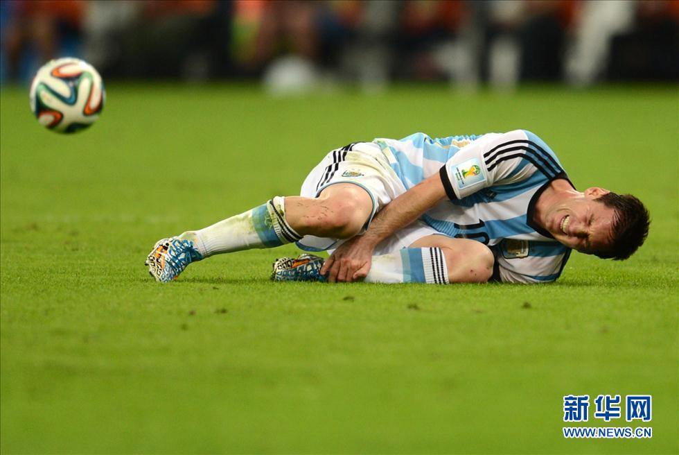 2014世界杯F组首轮一场比赛?-梅西打破8年世界杯进球荒 阿根廷2 图片