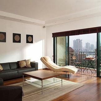 5款高档实木地板 搭配中欧式风格别墅