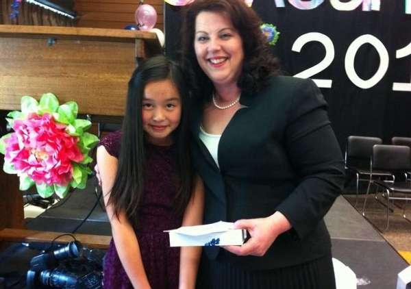 中国移民女孩:中国公立小学到加拿大顶尖私校
