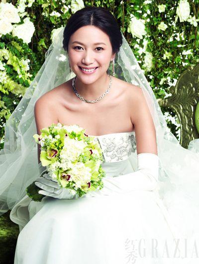【爱美】最美时刻不能掉以轻心 看明星扎堆示范新娘妆