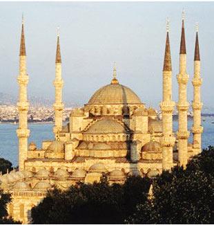 历史的沉淀之古都伊斯坦布尔