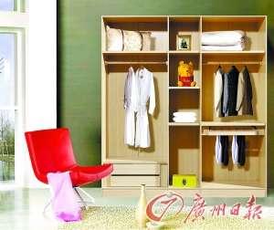 平开门的内部结构并不复杂.-整体衣柜新潮流 打造浪漫十足衣帽间