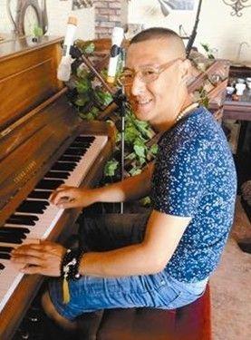 好声音学员阚立文:音乐不是拿来卖弄的