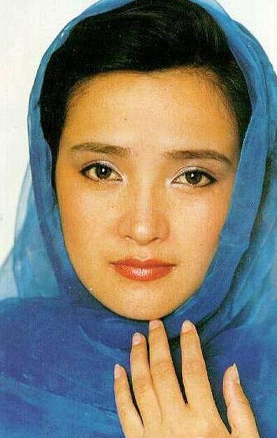 内地唯一一个演过中国四大名著中的美女