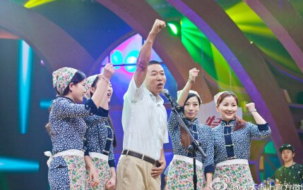 天天向上最新一期在线:安徽美女祖海歌曲令人称赞