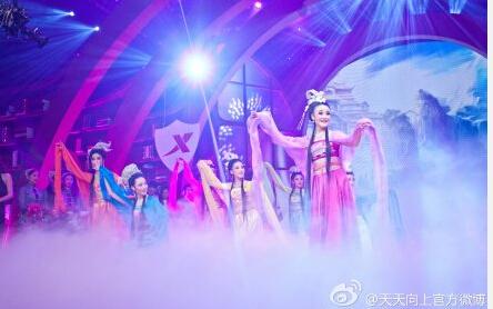 《天天向上》中国美女地理第三站――安徽站播出