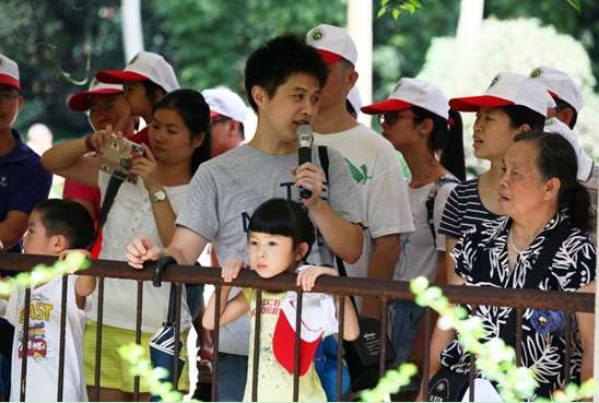 广州动物园园长刘立军:爱护动物教育不可或缺